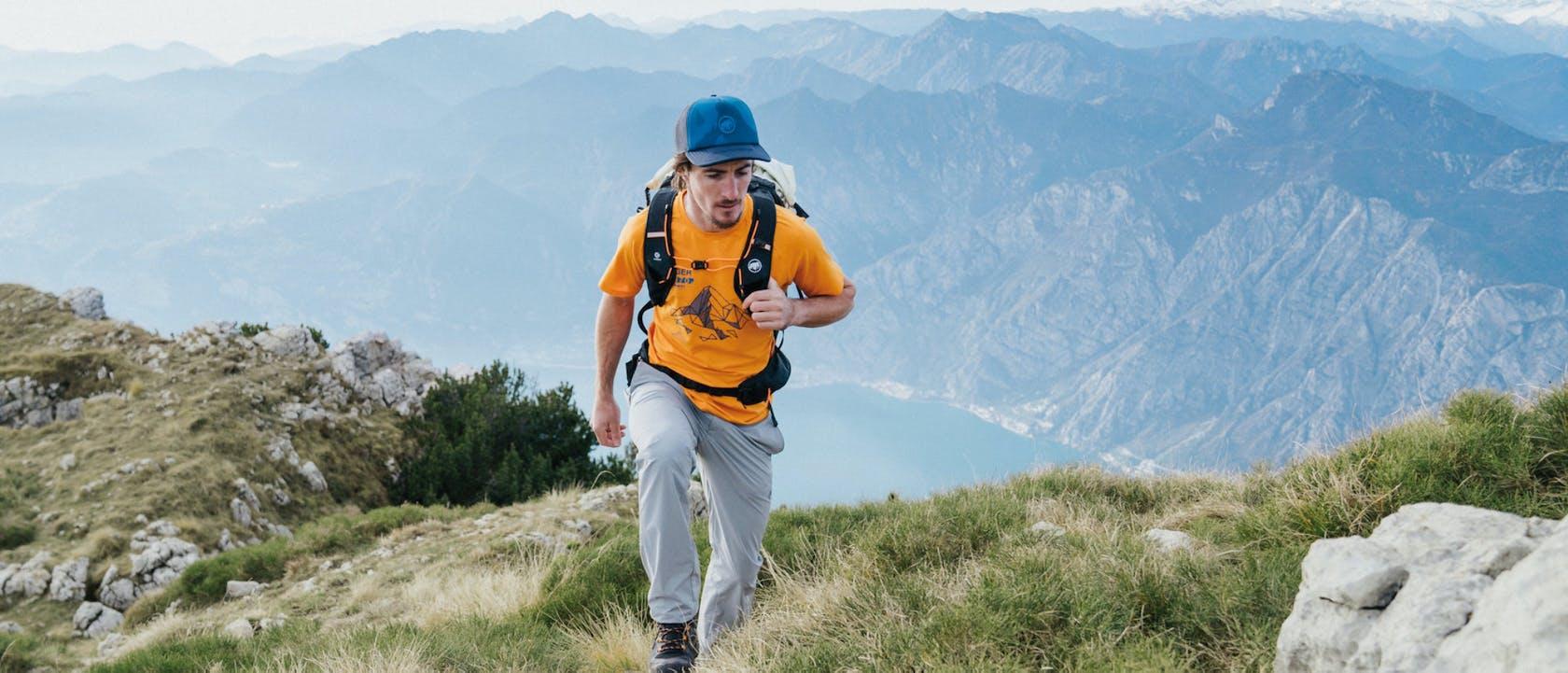 Abbigliamento uomo montagna