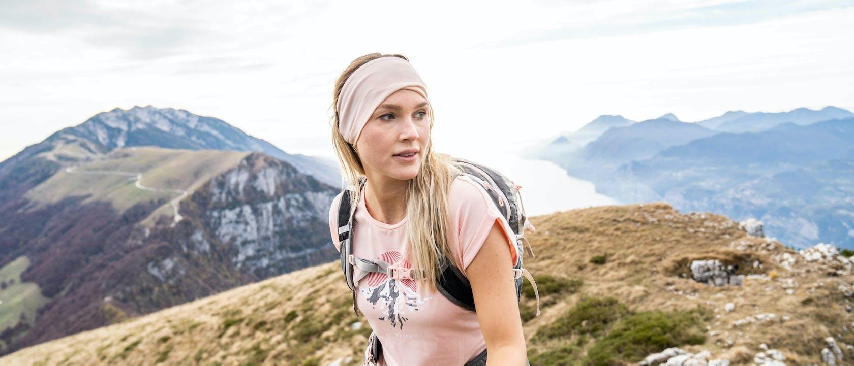Abbigliamento donna montagna