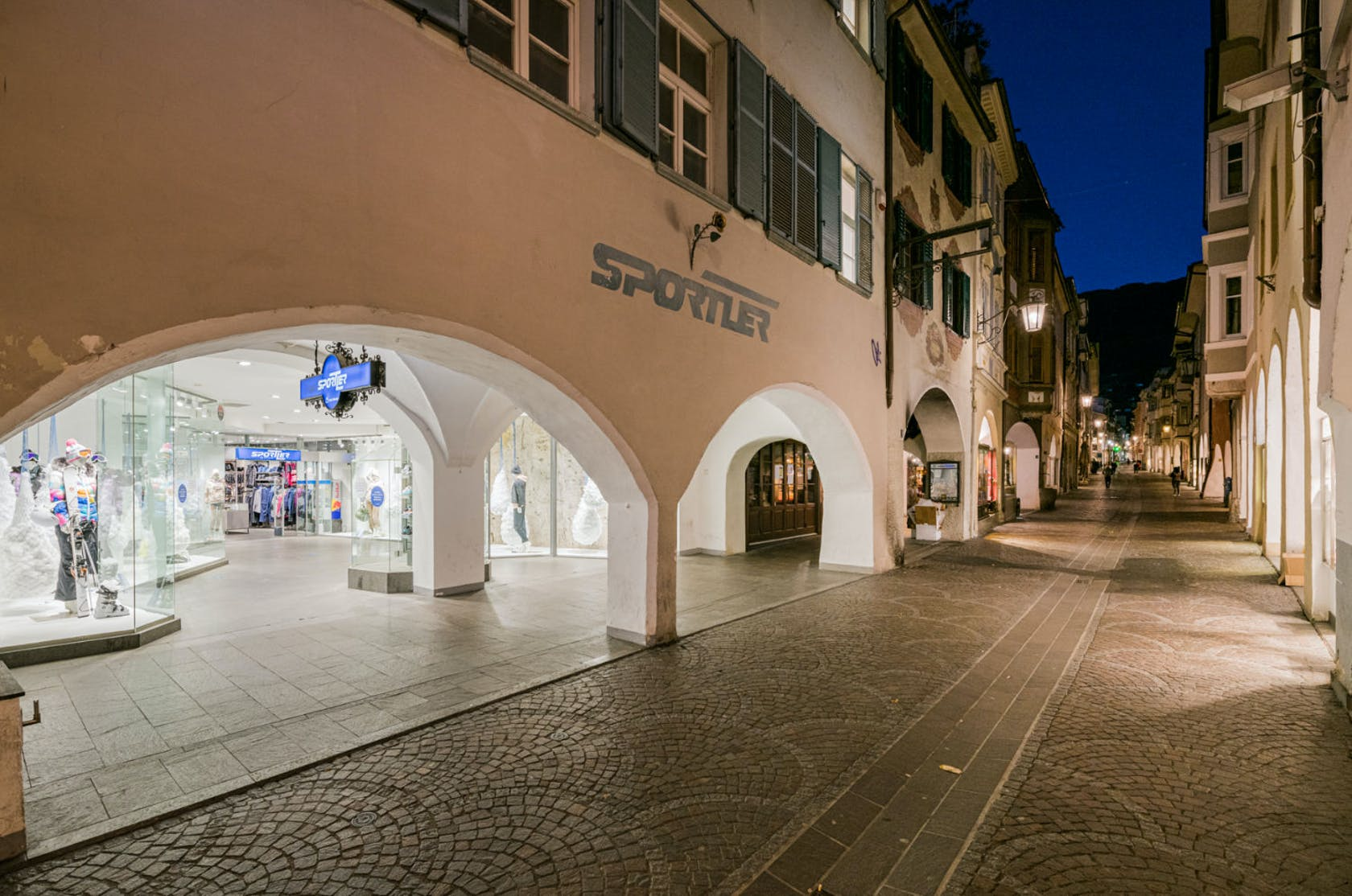 SPORTLER Merano Flagship Store