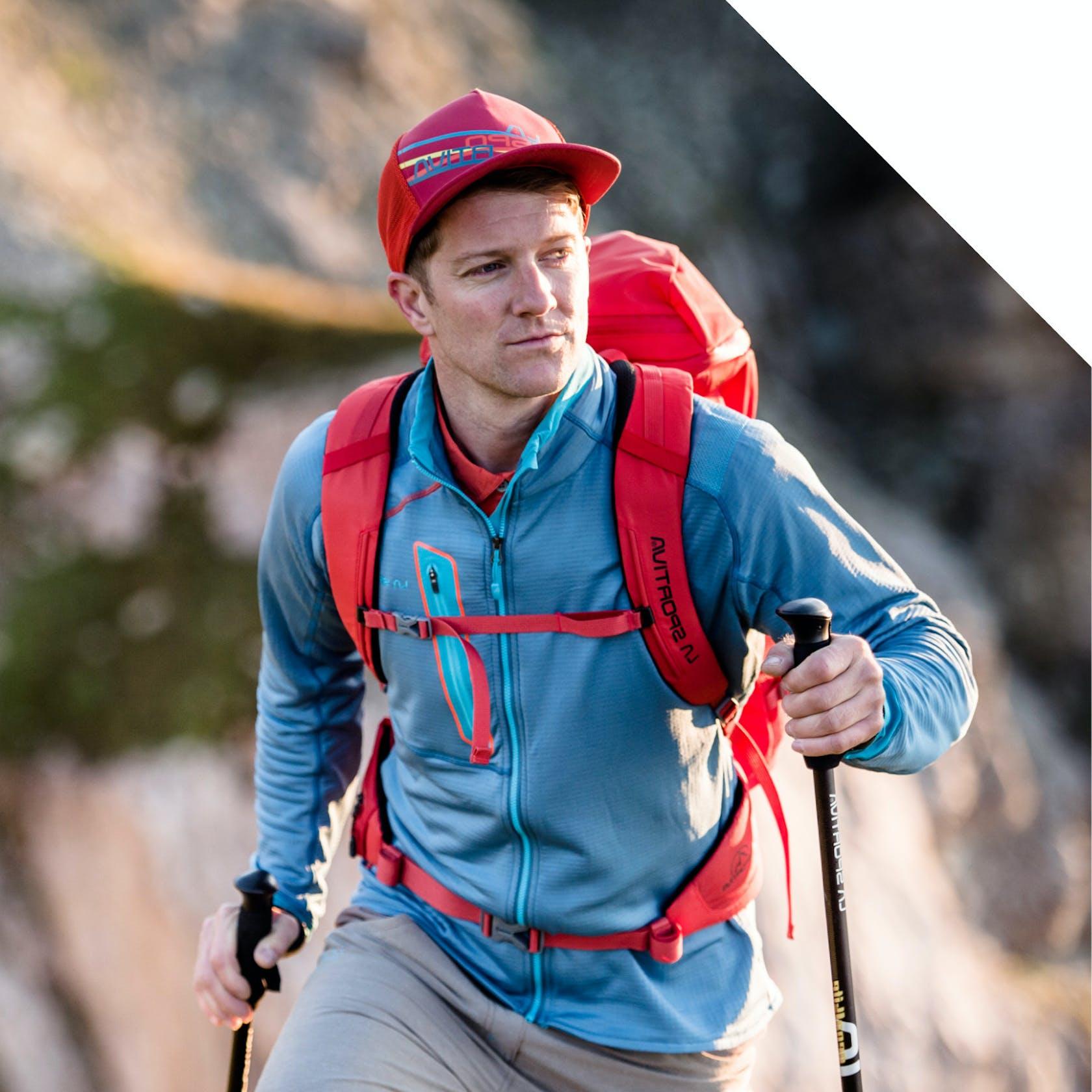 La Sportiva Bekleidung Bergsteigen für Herren