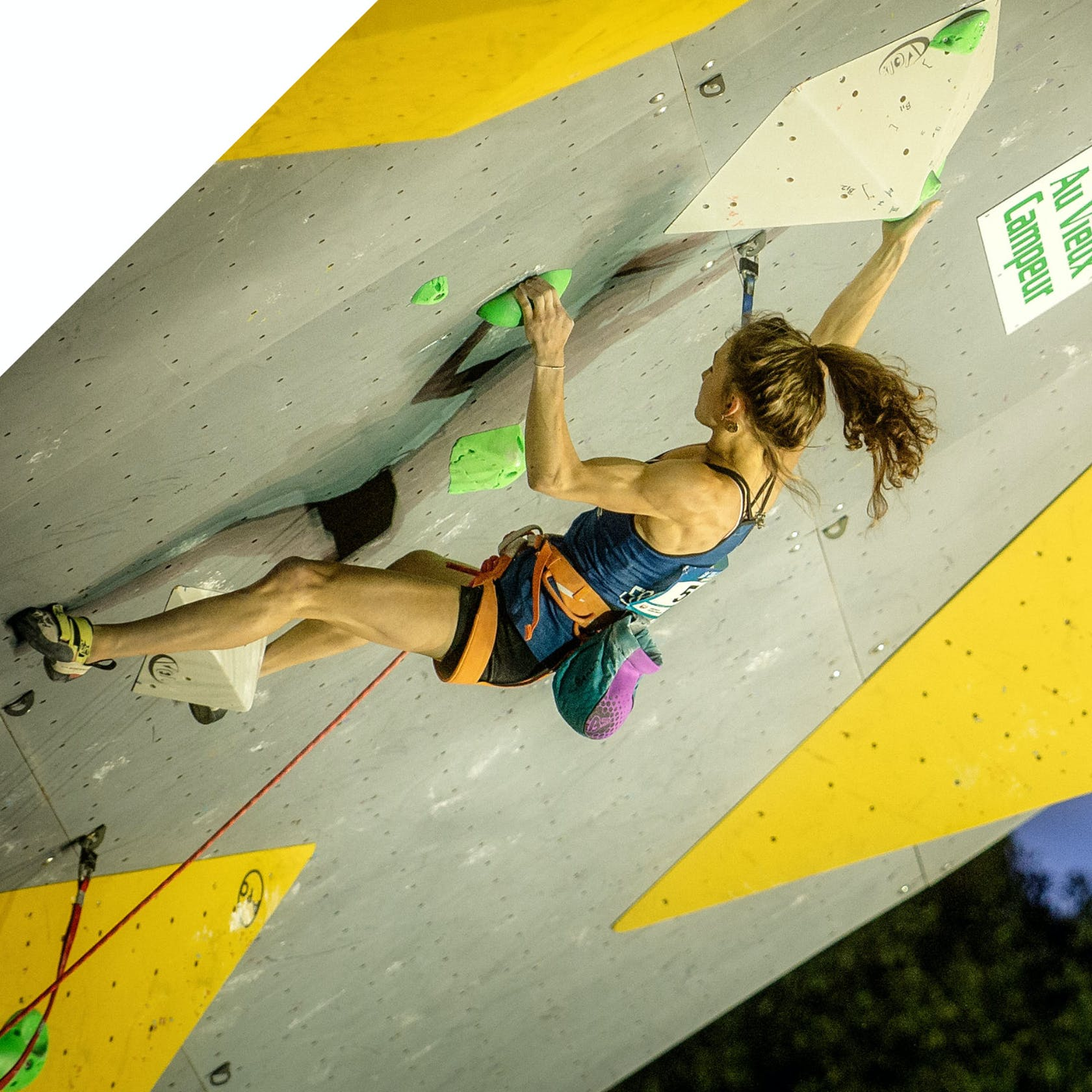 La Sportiva Kletterbekleidung Damen