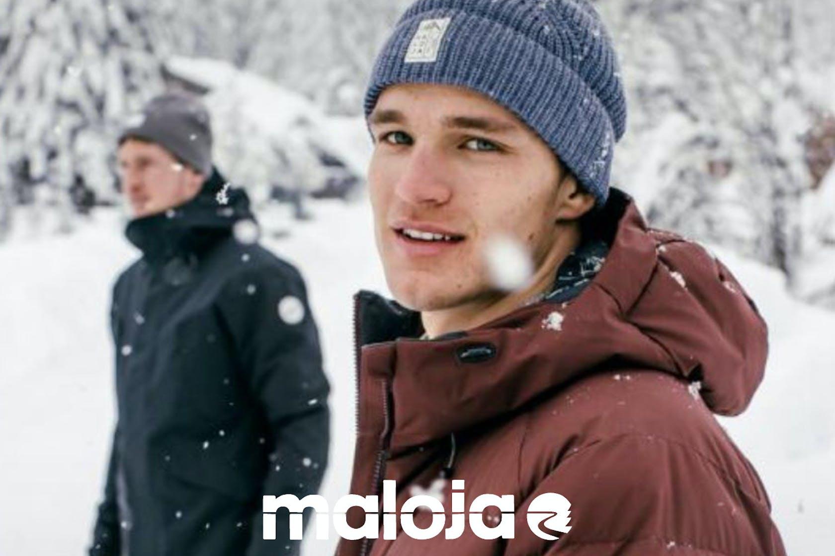 Abbigliamento trekking Maloja
