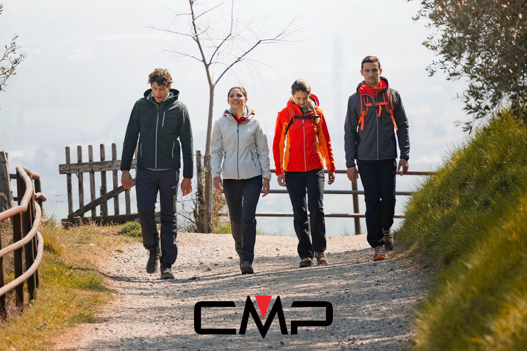 Abbigliamento trekking CMP
