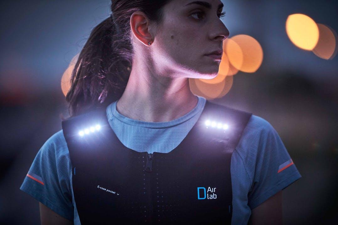 Elena Bellò indossa D-One Run