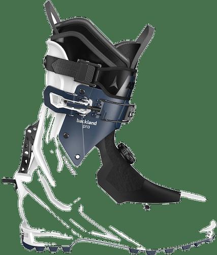 Atomic Backland Pro W - scarponi scialpinismo - donna