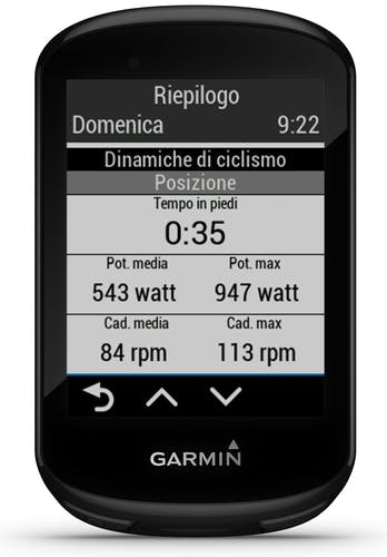 Garmin Edge 830 - ciclocomputer GPS