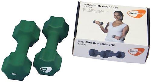 Get Fit Dumbbell - coppia manubri 0,5 - 5 kg