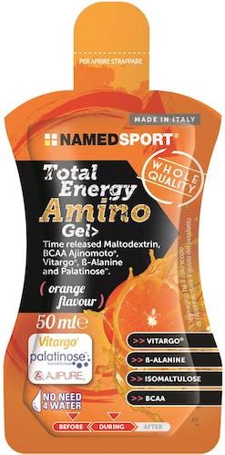 NamedSport Total Energy Amino Gel - integratore alimentare 50 ml