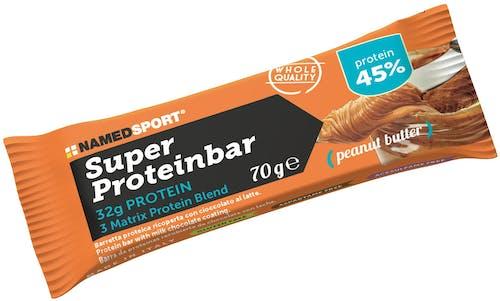 NamedSport Superprotein Peanuts Butter 70g - barretta proteica