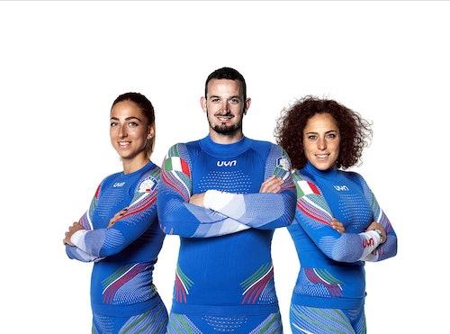 Sofia Goggia, Dominik Paris e Federica Brignone