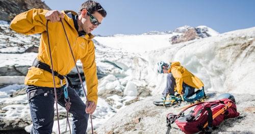 Arc'teryx shop online abbigliamento montagna