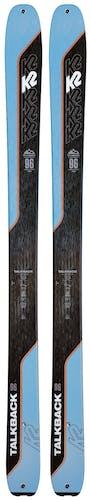 K2 Talkback 96 - sci da scialpinismo/freeride - donna