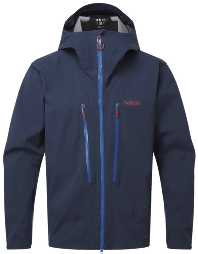 Rab Khroma Kinetic - giacca hardshell con cappuccio - uomo