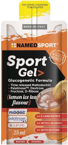 NamedSport Sport Gel 25 ml - gel energetico