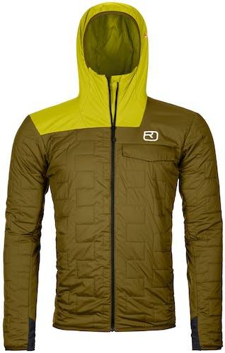 Ortovox Swisswool Piz Badus - giacca isolante - uomo