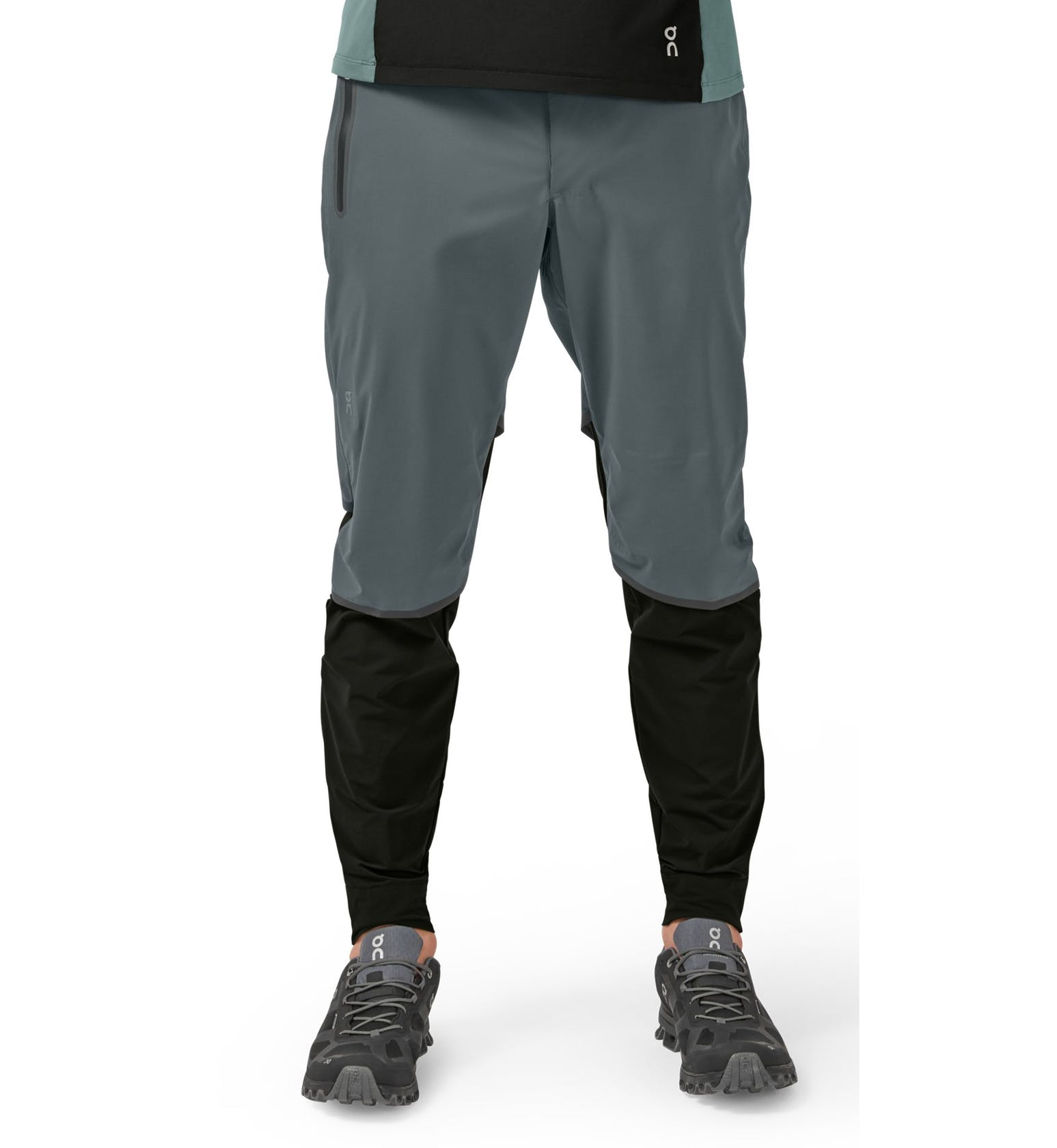 On Waterproof - pantaloni running - uomo