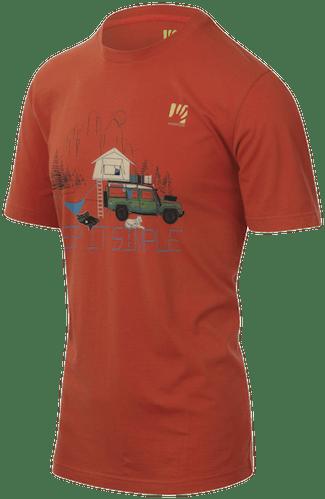 Karpos Genzianella - t-shirt - uomo