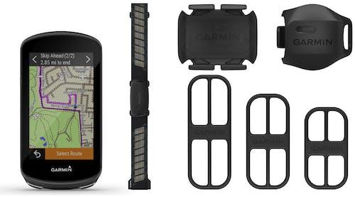 Garmin Edge 1030 Plus Bundle - ciclocomputer GPS