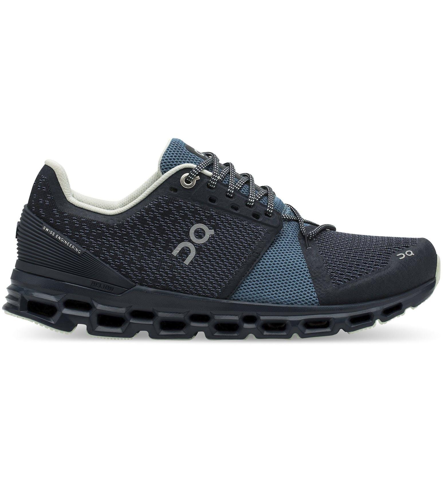 On Cloudstratus - scarpa running neutra - donna