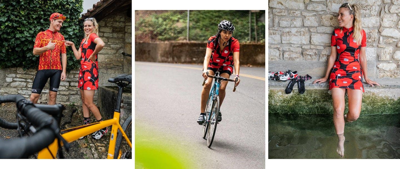 Biciclista shop online donna