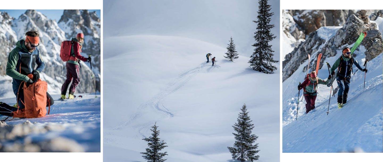ortovox scialpinismo e freeride