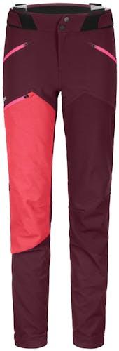 Ortovox Westalpen Softshell - pantaloni alpinismo - donna