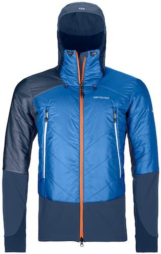 ORTOVOX Piz Palü - giacca ibrida sci alpinismo - uomo