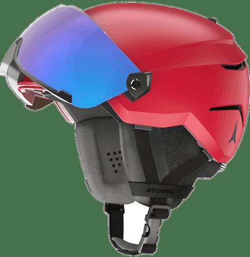 Atomic Savor Visor Stereo - casco sci alpino