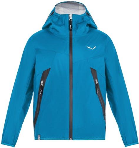 Salewa Agner PTX 2,5L K Jkt - giacca hardshell con cappuccio - bambino