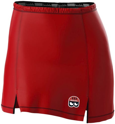 Biciclista The Red Skirt 2.0 - gonna bici - donna