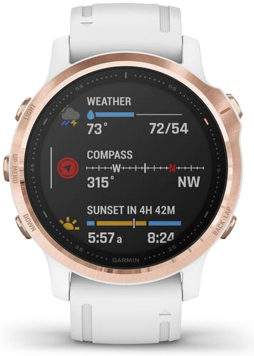 Garmin Fenix 6S Pro - orologio GPS multisport