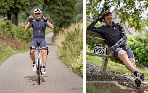 C7 Cancellara Race - pantaloni bici - uomo