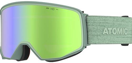 Atomic Four Q HD - maschera sci