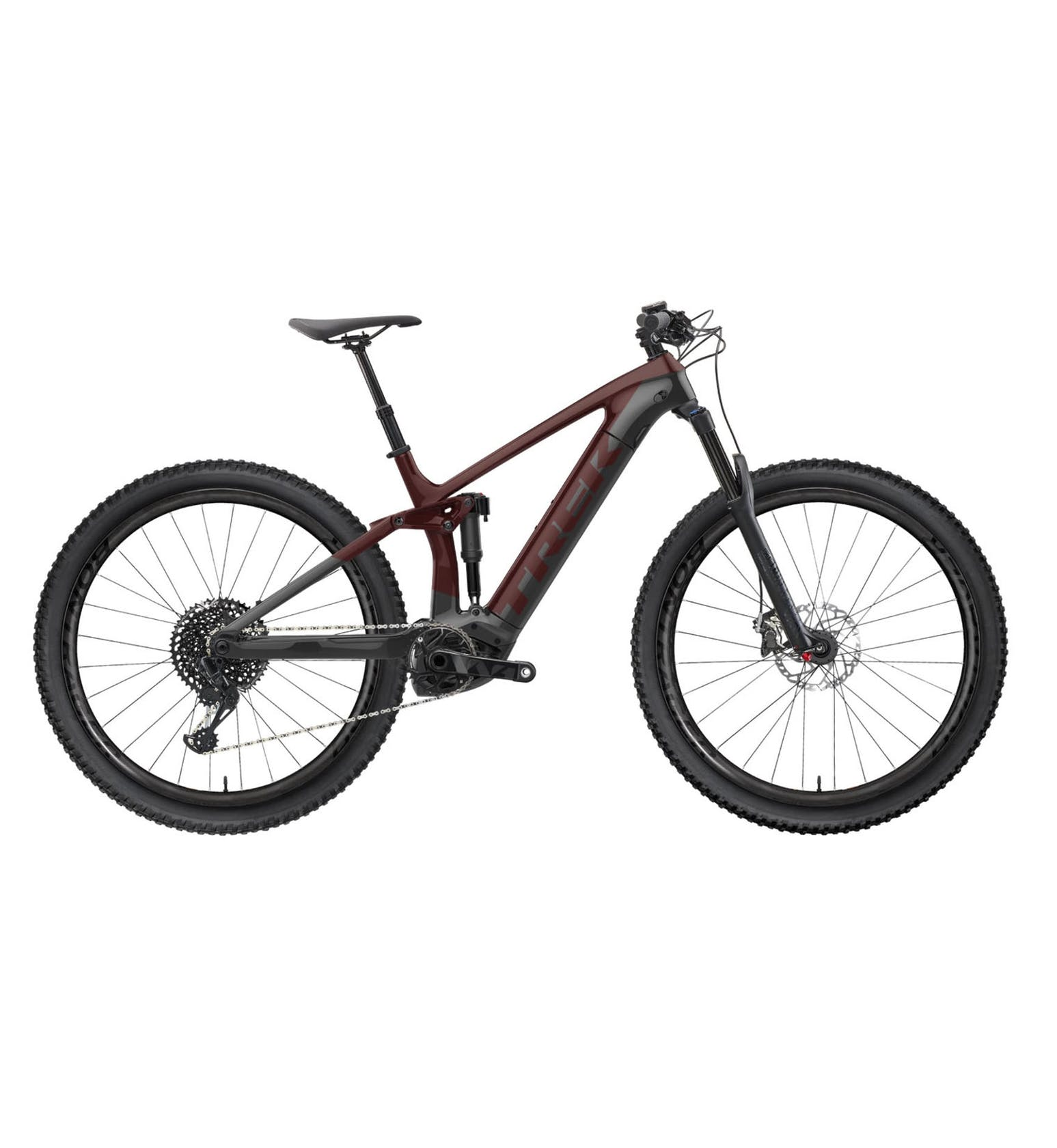 Trek Rail 9.8 XT Carbon (2021) - eMountainbike Enduro