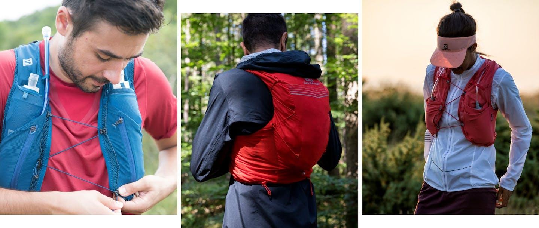 Salomon Trail Running e sacche di idratazione