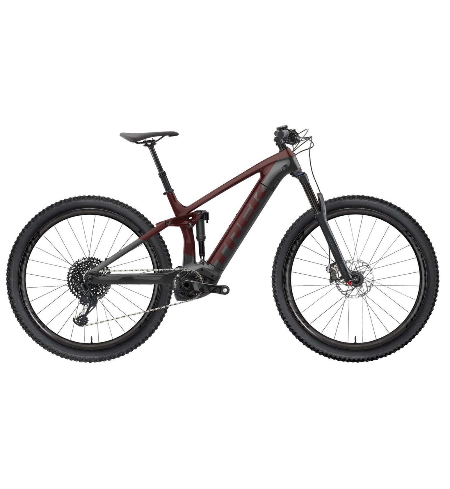 Trek Rail 9.9 X01 Carbon (2021) - eMountainbike