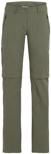 Vaude Wo Farley Stretch Zo Pnt - pantaloni zip off - donna
