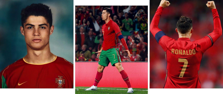 Cristiano Ronaldo Nike Mercurial Superfly