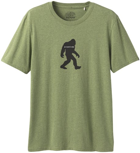 Prana Big Foot Sighting Journeyman - T-shirt - uomo