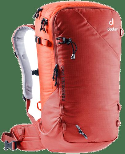 DEUTER Freerider Pro 34+ - zaino scialpinismo/freeride