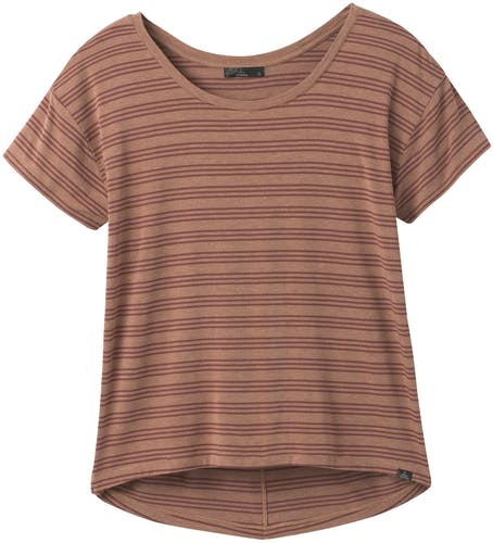 Prana Foundation Slouch - T-shirt - donna