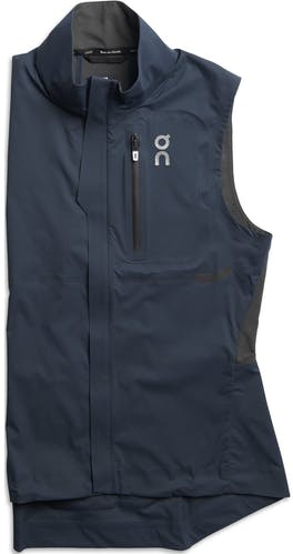 On Weather-Vest W - gilet running - donna