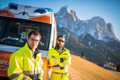Primo Soccorso Croce Bianca Bolzano