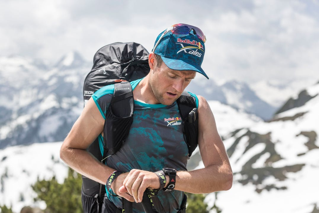 Christian Maurer, Salewa per Red Bull X-Alps
