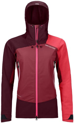 Ortovox Westalpen Softshell - giacca softshell - donna