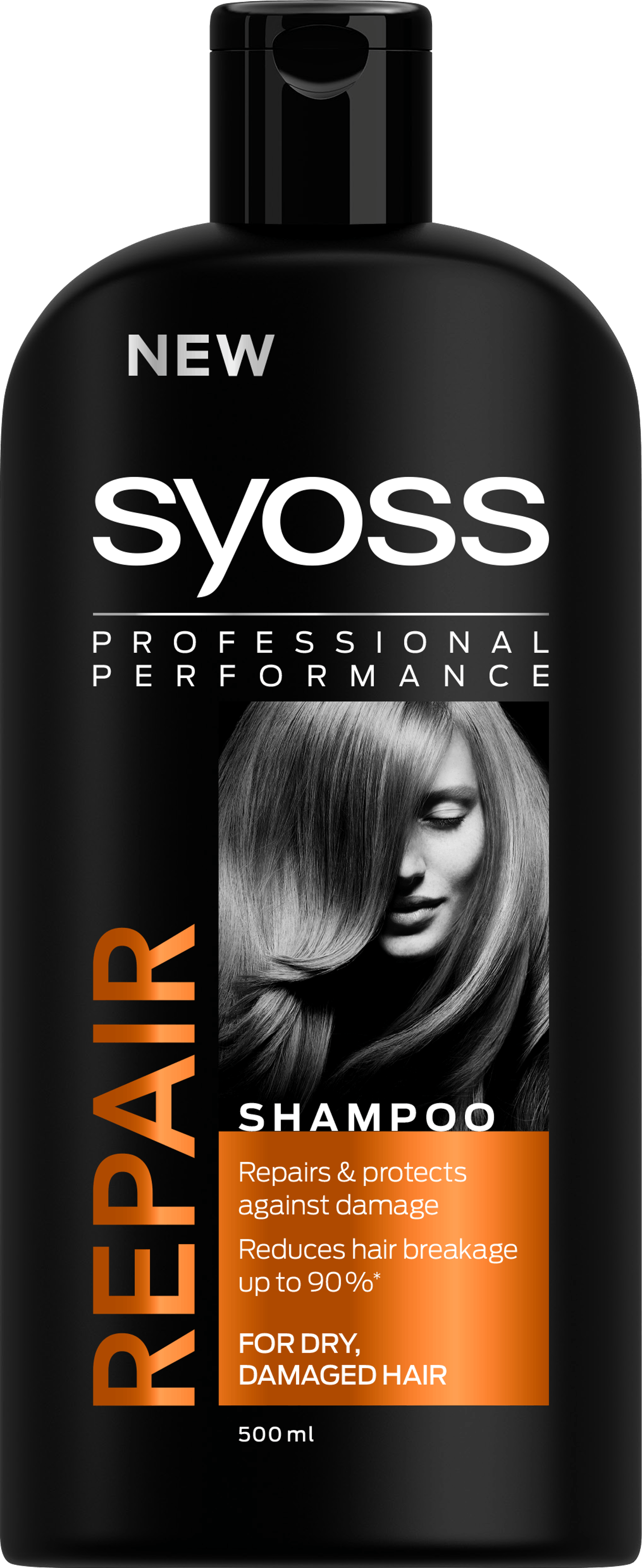 Syoss Repair Shampoo