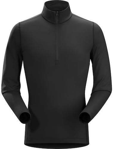 Arc Teryx Phase AR Zip Neck - Pullover - Herren