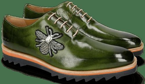 Herren Oxford Schuhe Jeff 26 Melvin & Hamilton
