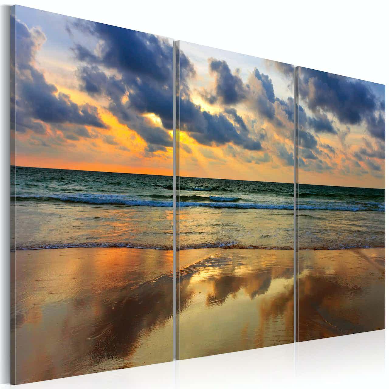 Wandbild - Ein Traum vom Sommer und Meer