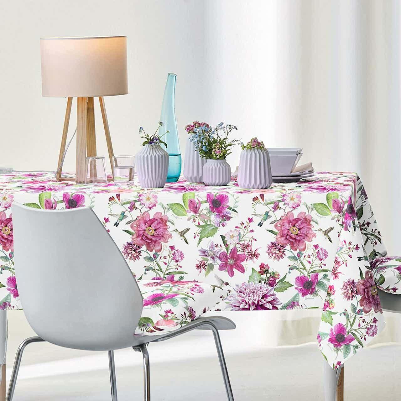 Apelt Tischdecke Sommerblumen